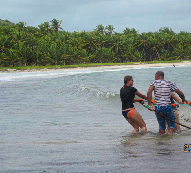Simobey paradise balade en mer